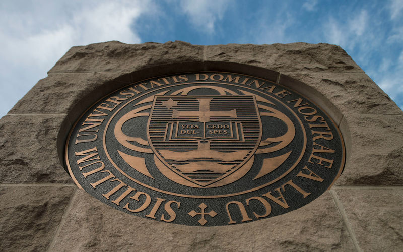 University of Notre Dame Seal